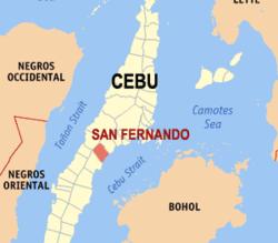 Criminal raps to be filed vs suspects in San Fernando, Cebu Mayor Reluya ambush