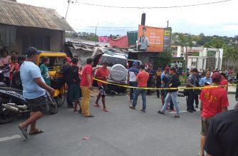 QC barangay chair, three others killed in ambush
