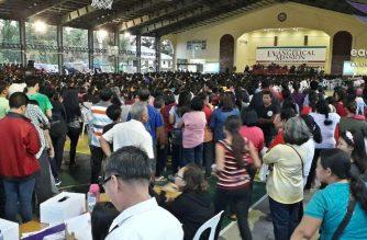 Lingap Pamamahayag ng Iglesia Ni Cristo sa Batac City, Ilocos Norte, matagumpay na naisagawa