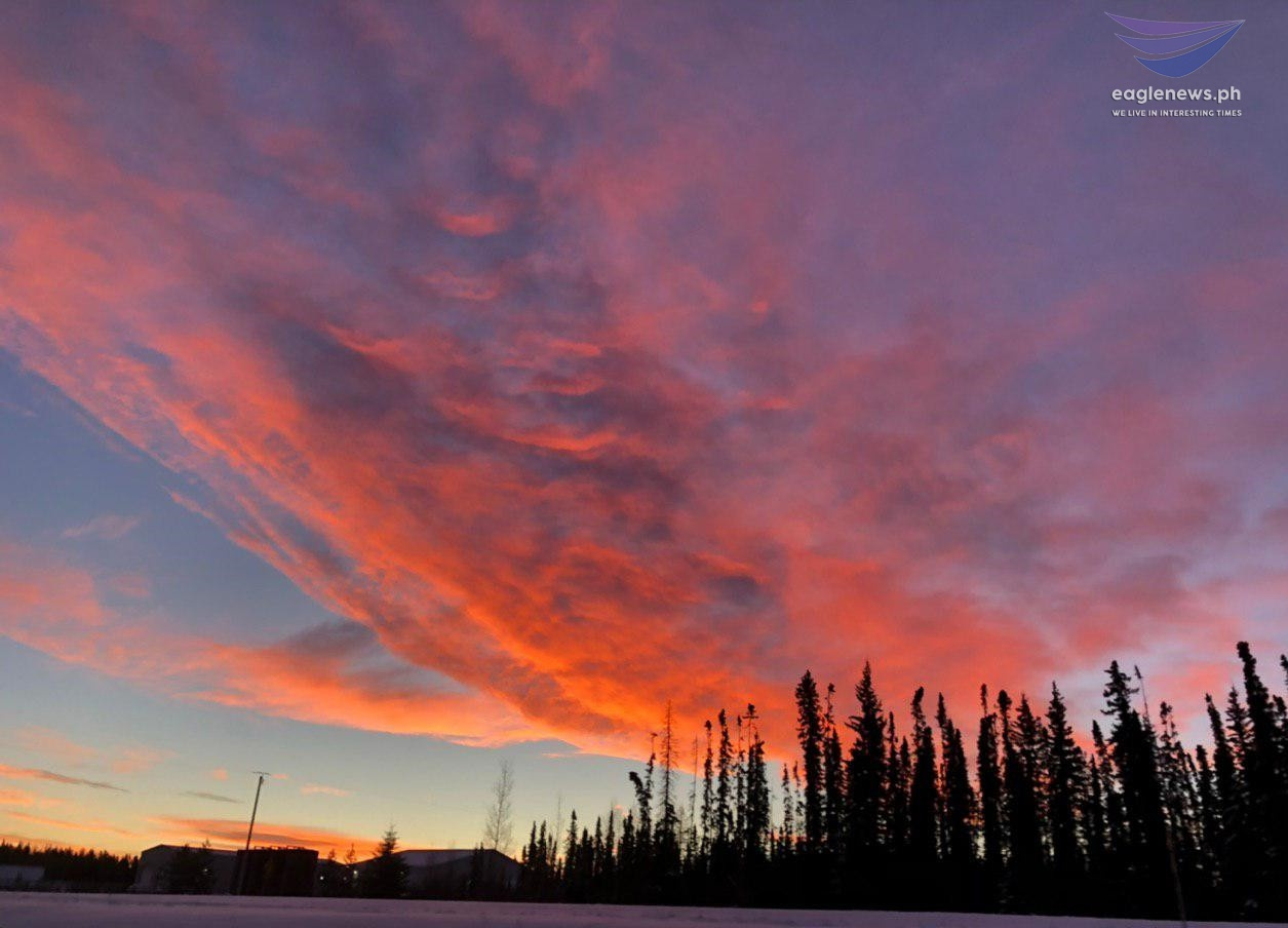 #EBCPhotography: Morning of New Year in Edison, Alberta, Canada
