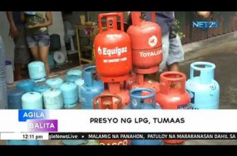 LPG prices increase