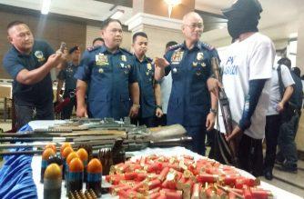 20 miyembro ng komunistang grupong New People's Army, sumuko sa Laguna