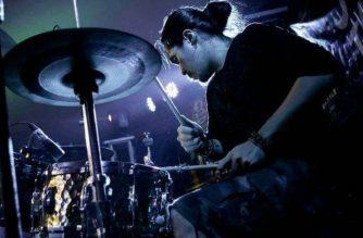 Razorback drummer Brian Velasco/Brian Velasco Facebook page/