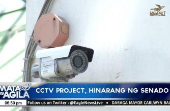 Senate blocks payment for P20-billion Chinese CCTV project
