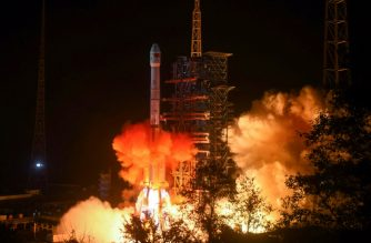 The Chang'e-4 lunar probe mission - named after the moon goddess in Chinese mythology - launched last December from the southwestern Xichang launch center.
