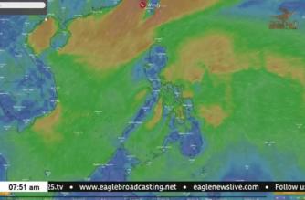 Heavy rainfall warning, itinaas ng PAGASA sa ilang lalawigan sa Visayas