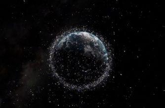 WATCH: Space Junk