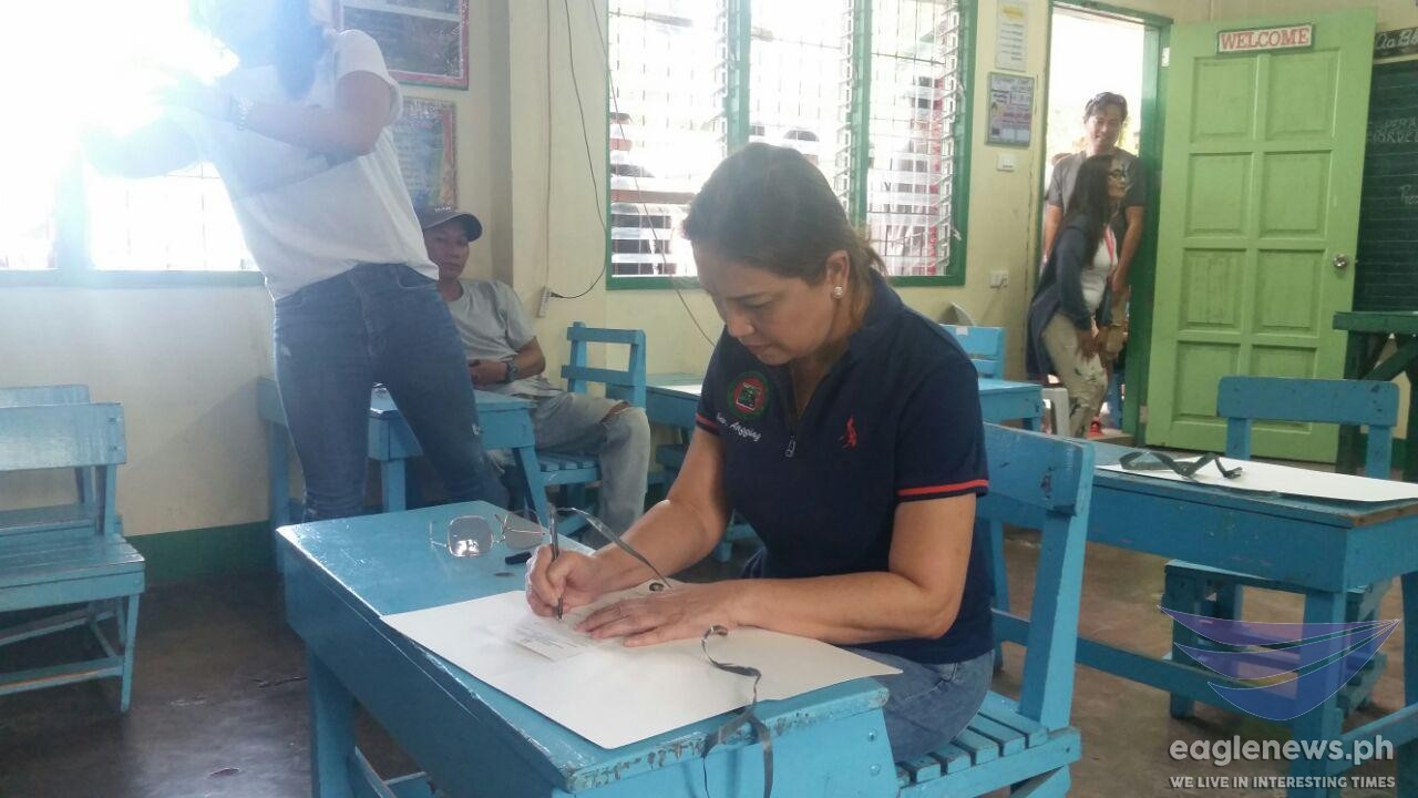 Lanao del Norte governor who campaigned against BOL votes early amid security concerns in province