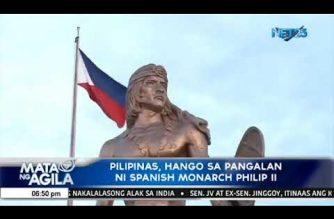 "Duterte: PHL should be renamed ""Maharlika"""
