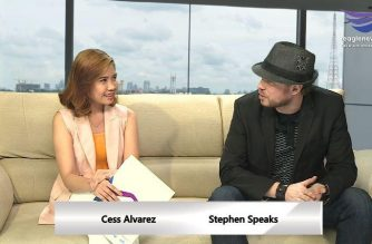 Stephen Speaks back in PHL to promote shows, expresses admiration for PHL nature and culture