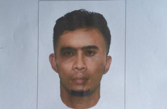 Police on Friday, Feb. 1, released a this composite sketch of one of the suspects in the killing of National Democratic Front of the Philippines consultant Randy Malayao./Police Regional Office 2/