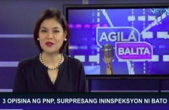 PNP Chief Dela Rosa surpresang ininspeksyon ang tatlong opisina ng PNP