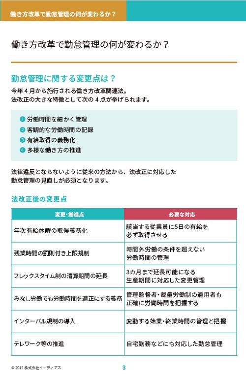 @人事ホワイトペーパー働き方改革関連法に対応する勤怠管理の方法のインサート画像