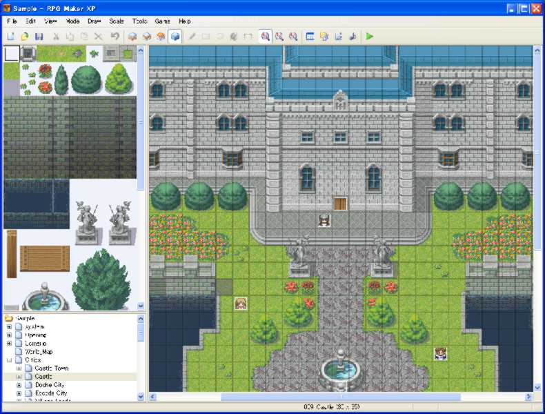 RPG Maker XP Expanded Data And RTP 01