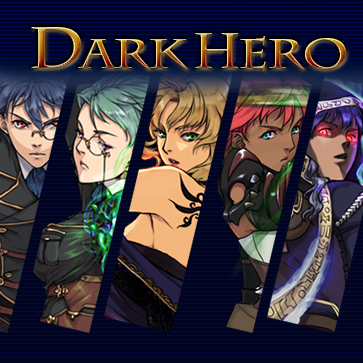 Dark Hero Character Pack