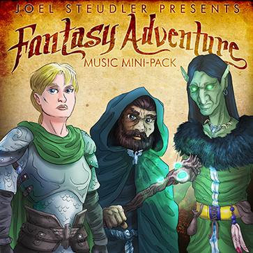 Fantasy Adventure Mini Music Pack