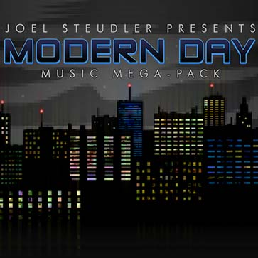 Modern Day Music Mega Pack