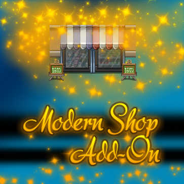Modern Shop Add-On Non-RM