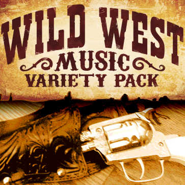 Wild West Music Variety Pack