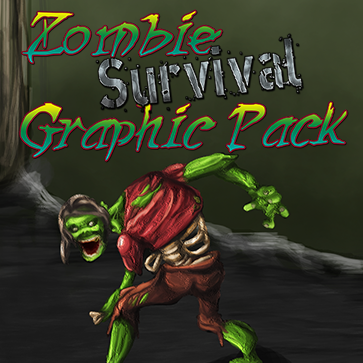 Zombie Survival Graphic Pack