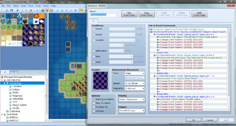 RPG Maker VX Ace Lite Screenshot 04