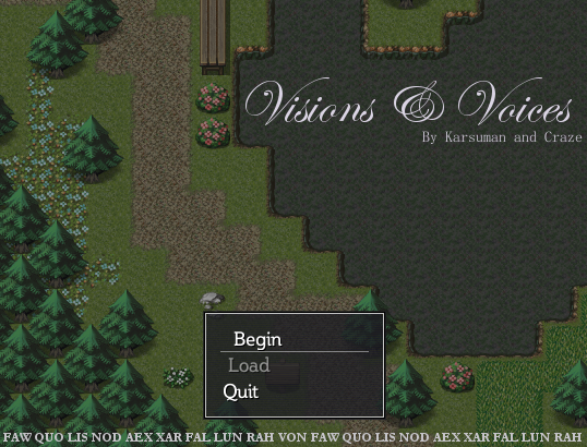 Visions And Voices Screenshot 01