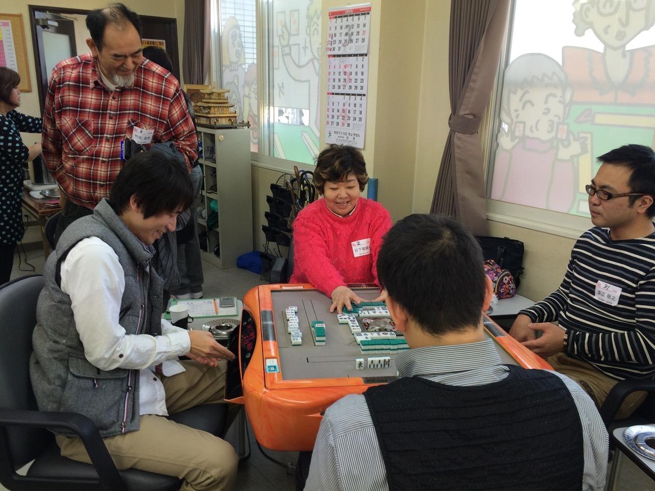健康麻雀サロン・麻雀教室・貸し卓の三タイプをご利用頂けます。 札幌