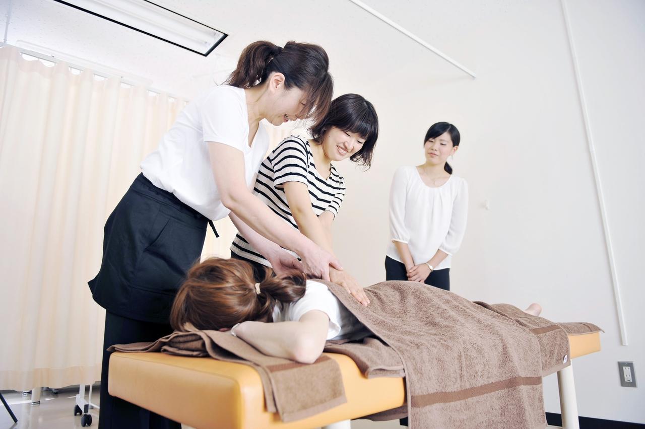 リラクゼーションセラピストを目指すならココチヨクカレッジへ!! 札幌