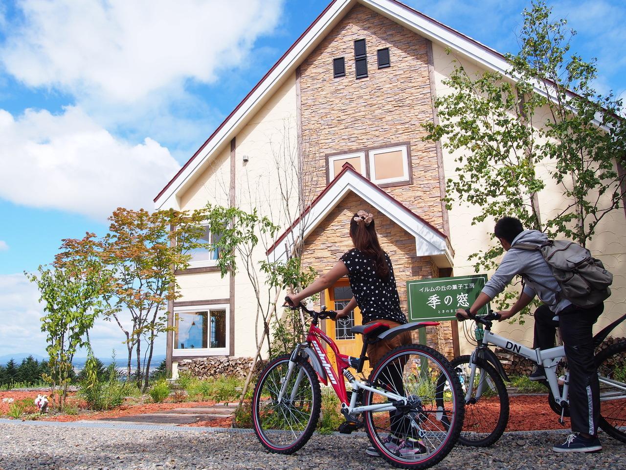 深川の景色やグルメなど、自転車に乗って楽しみませんか (9/11〜10/31) 札幌