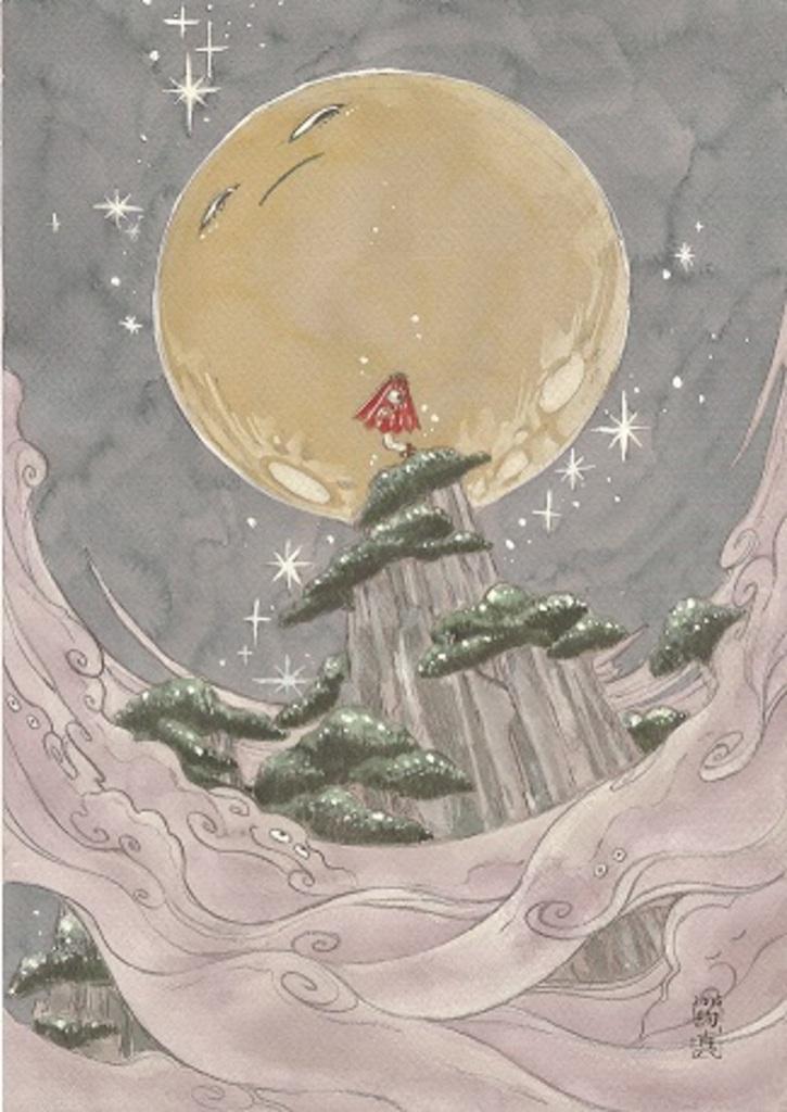 妖怪をテーマに クリエーター作品展 第二回 北の妖怪展 中央区 (11/9〜15) 札幌
