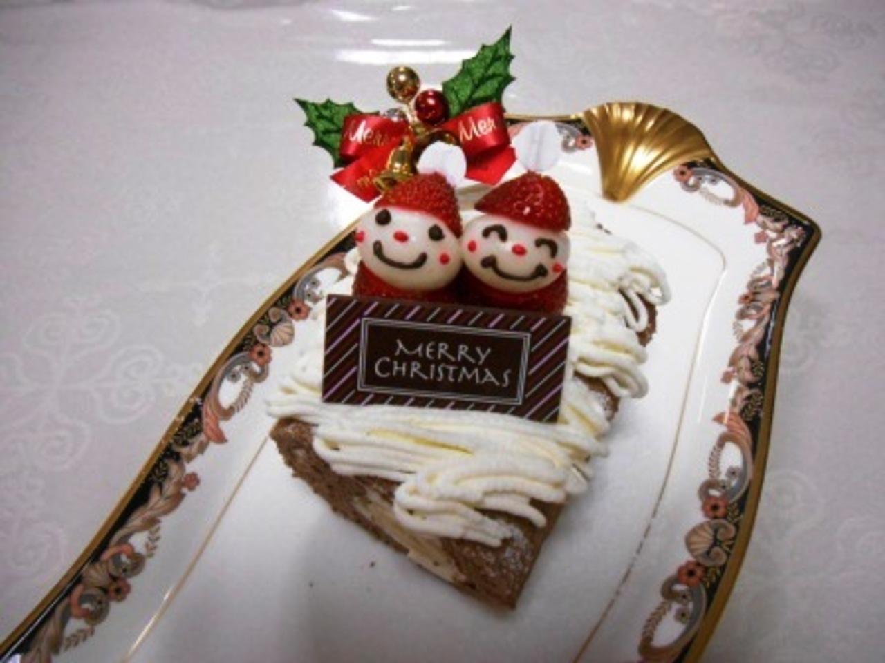 親子でクリスマスケーキを作ろう  サッポロファクトリー (12/13) 札幌