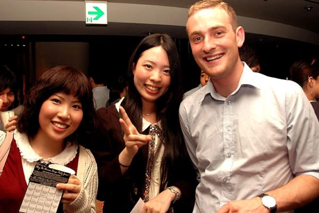 外国人のお友達が作れるThe FIFO国際交流パーティー  中央区 (12/26) 札幌