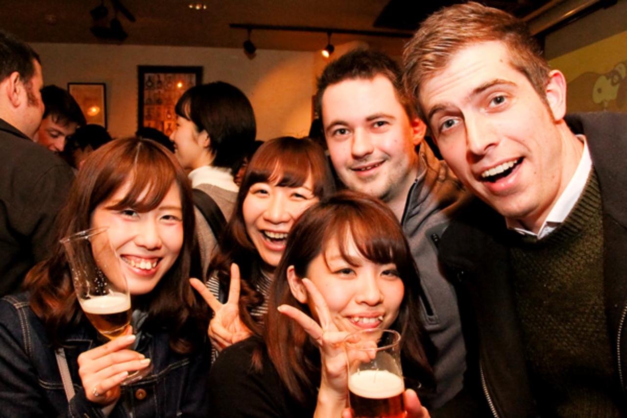 3/26(白星)外国人のお友達が作れるThe FIFO国際交流パーティー 中央区 (3/26) 札幌