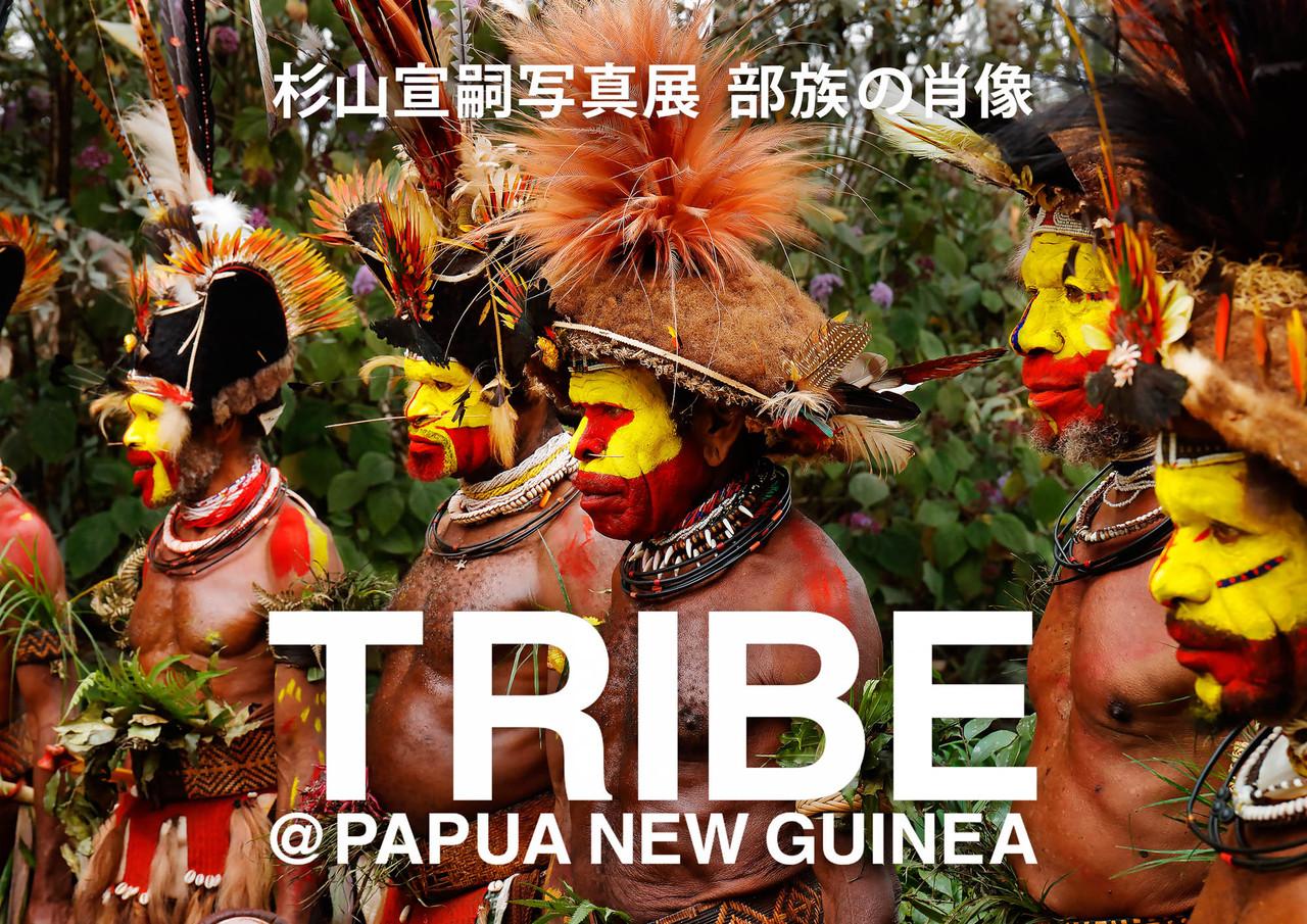 部族の肖像 杉山宣嗣写真展 TRIBE@PAPUA NEW GUINEA 札幌 中央区 (6/9〜21) 札幌