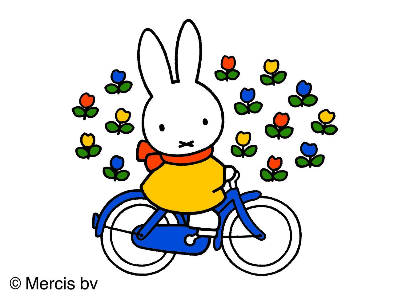 ミッフィーのたのしいお花畑 お花と絵本の世界展 中島公園 (6/29〜9/4) 札幌