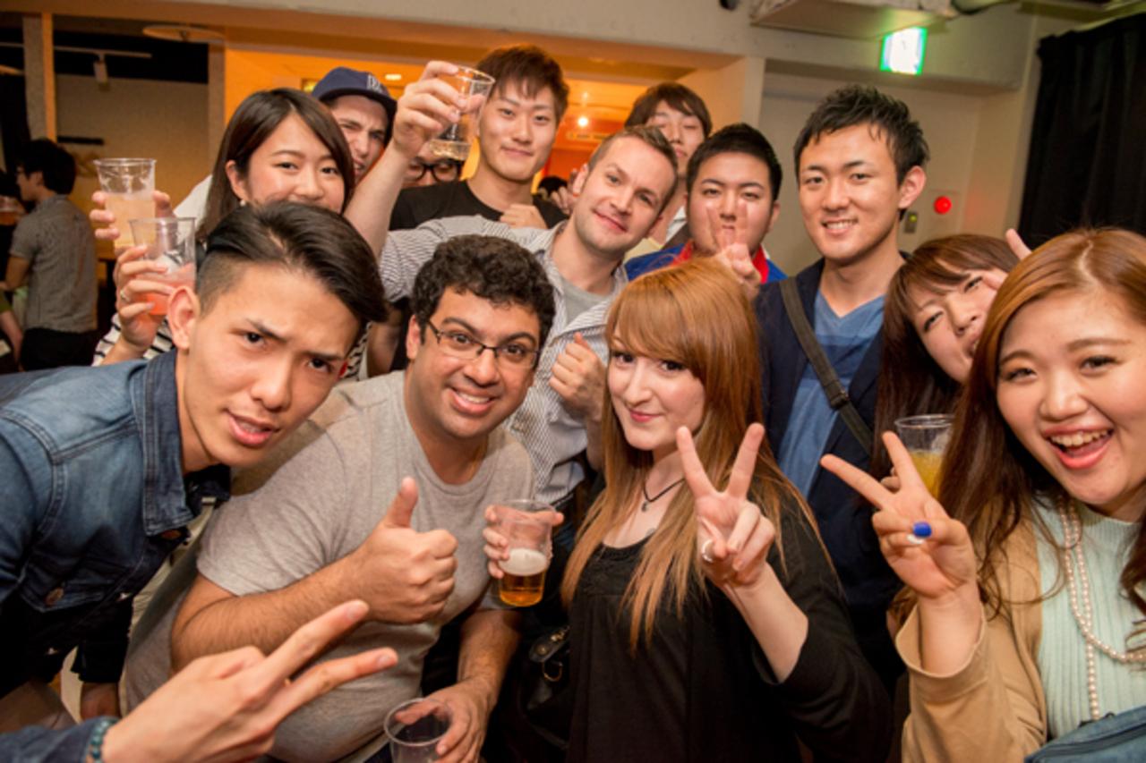 札幌で外国人のお友達が作れるFIFO国際交流パーティー 中央区 (8/27) 札幌
