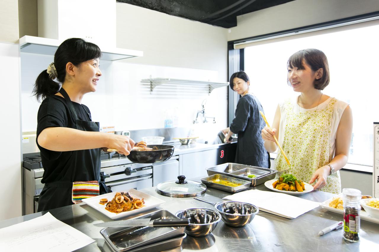 Sapporo Smile Woman Project クッキングワークショップ 中央区 (9/10) 札幌