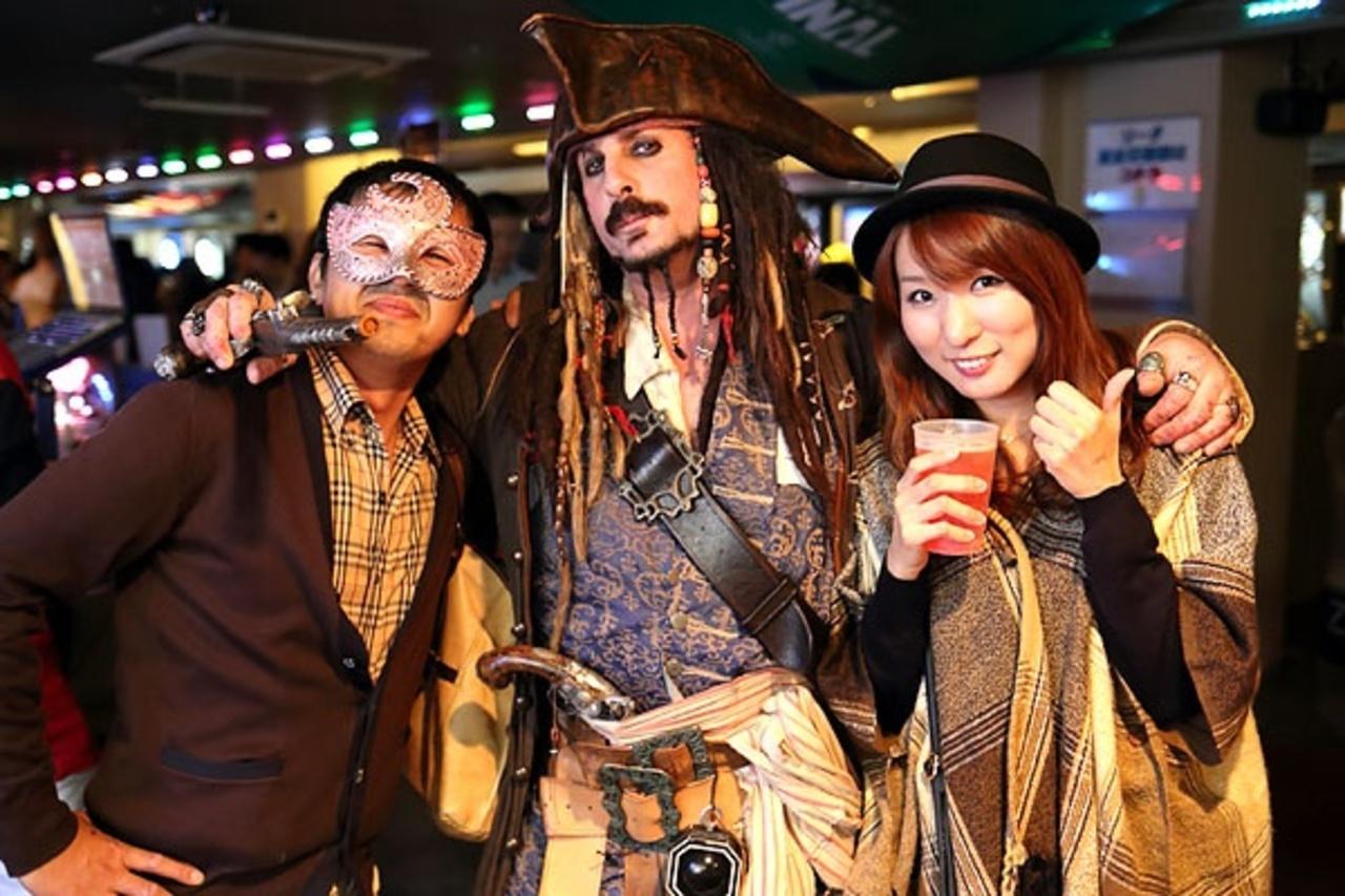 今年もみんなで盛り上がろう FIFOハロウィンナイト2016 中央区 (10/29) 札幌