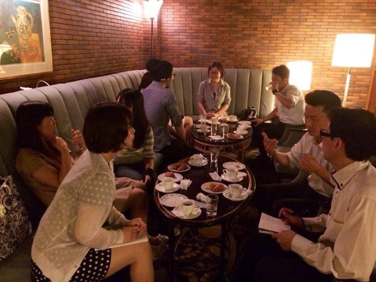 パンとコーヒーを飲みながら オールEnglish朝活 英会話朝活 中央区 (7/4) 札幌