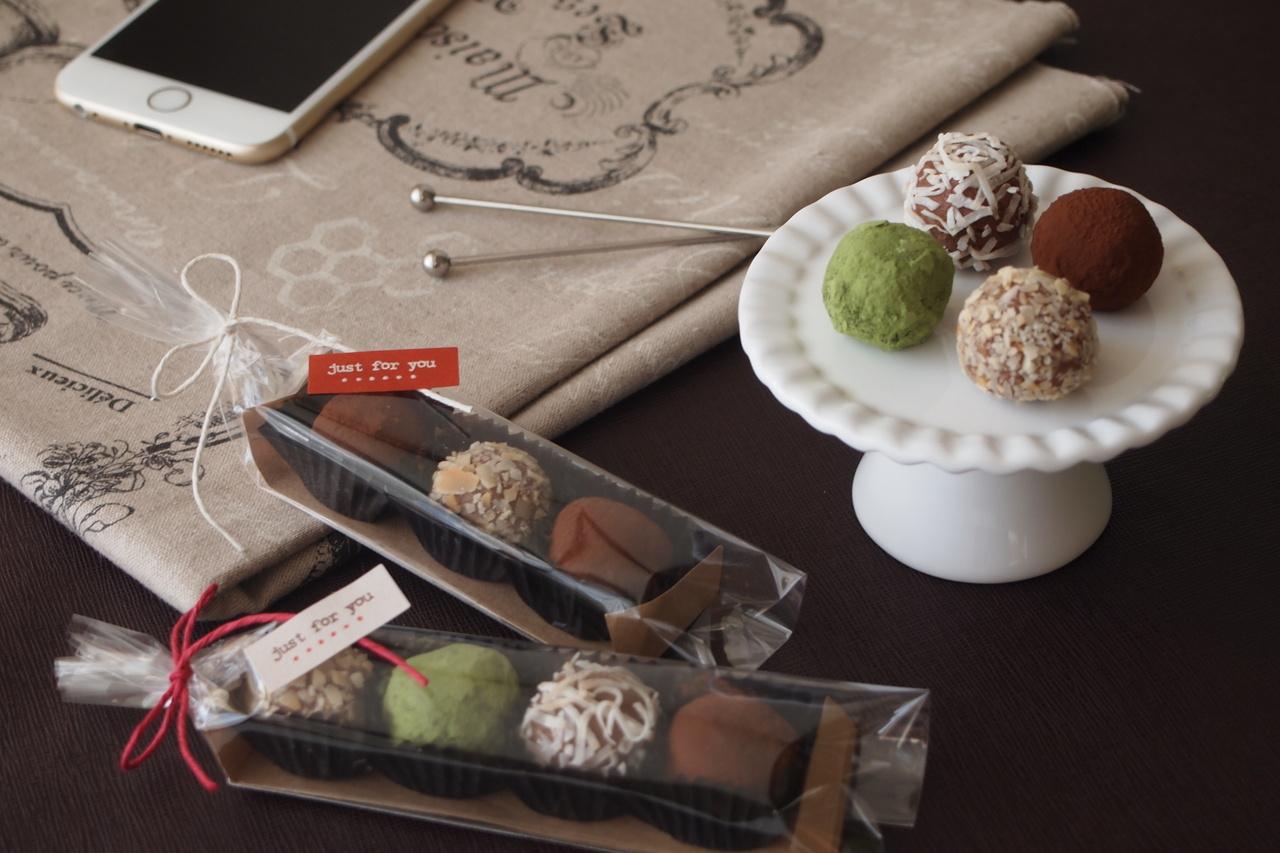 バレンタインレッスン 手作りチョコレート講座 白石区 (2/9) 札幌