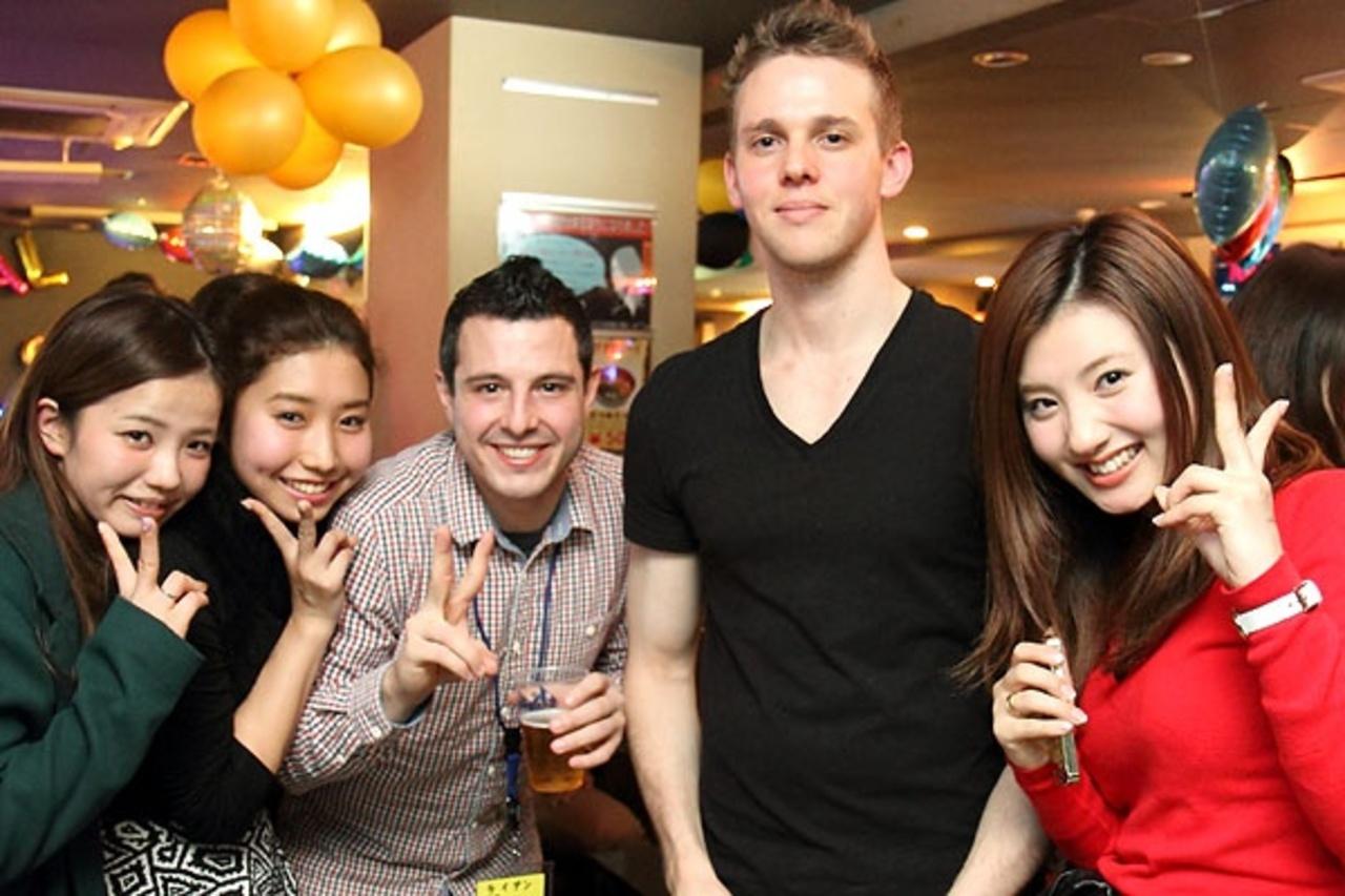 外国人のお友達が作れるフレンドリーな国際交流パーティー 中央区 (4/28) 札幌