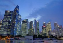 Singapur-manzarasi