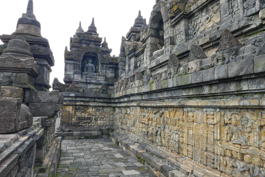 Borobudur paneller