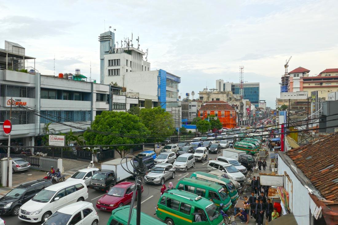 Bandung trafik