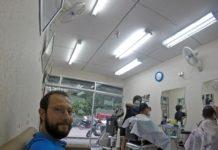 Chiang Mai'de traş olmak