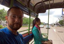 Tayland'dan Laos vizesi almak