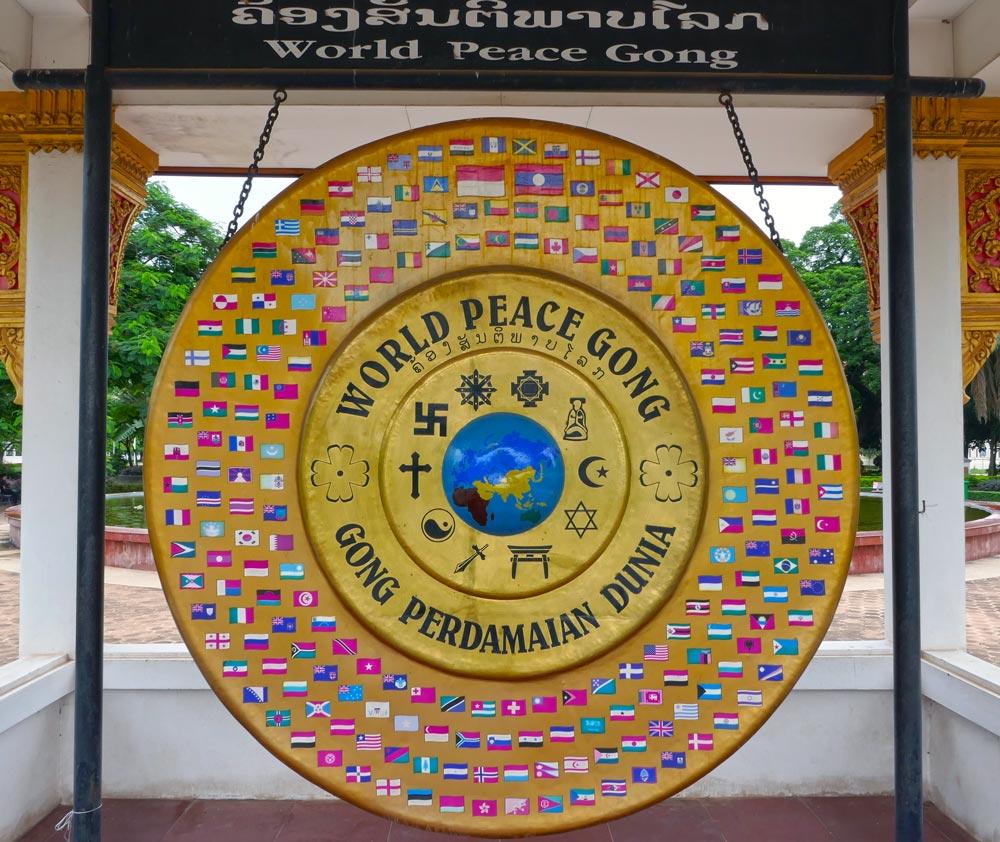 dünya barış gonku