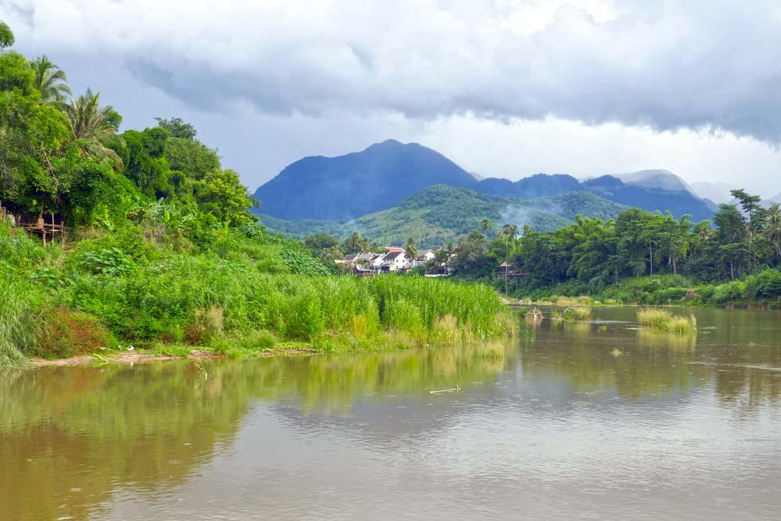 luang-prabang-laos-kırsal