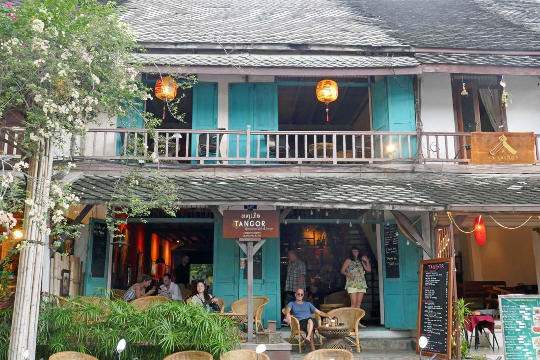 Luang Prabang cafe
