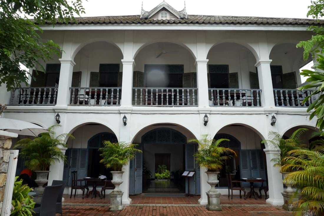 Luang Prabang otel